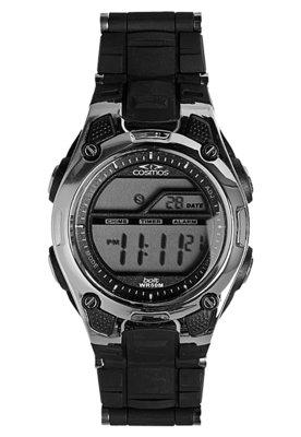 Relógio Cosmos OS48612P Preto