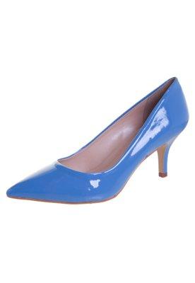 Sapato Scarpin FiveBlu Nilsen Azul