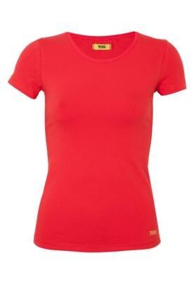 Blusa Fluky Vermelha - Triton