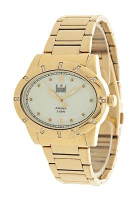 Relógio Dumont SW85080B Dourado