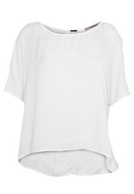 Blusa Strass Branca - Shoulder