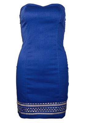 Vestido Anna Flynn Lower Azul