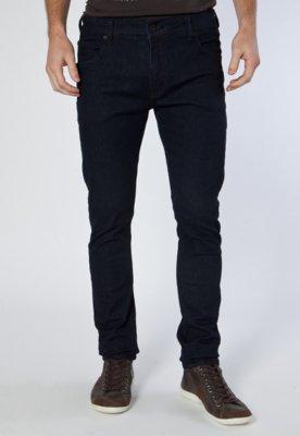 Calça Jeans Forum Cris Skinny Clean Azul