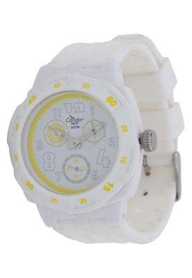 Relógio Condor KZ45054Y Branco