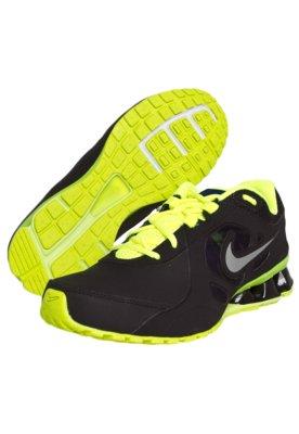 Tênis Nike Reax 7 TR Lea Preto