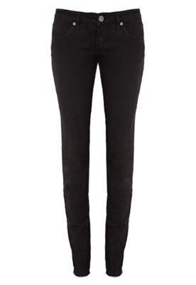 Calça Jeans Skinny Raquel Preta - Forum