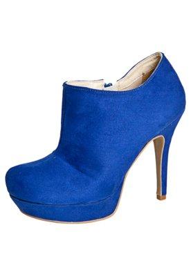 Anklee Boot Zatz Lady Azul