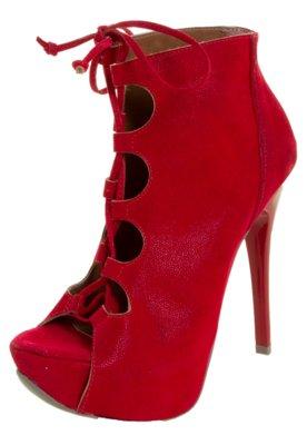 Open Boot Di Cristalli Amarração Vermelha