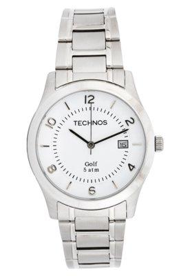 Relógio Technos GM10HO/1B Prata