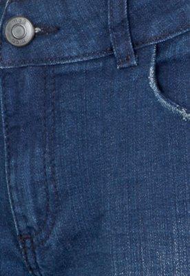 Calça Jeans Mob Bootcut Stone Azul