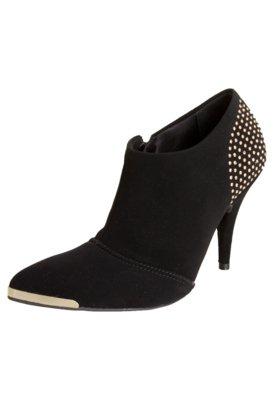 Ankle Boot Crysalis Unic Preta