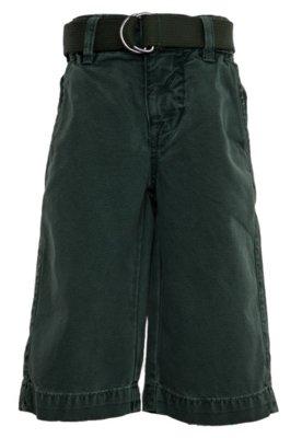 Bermuda Calvin Klein Jeans Color Verde - Calvin Klein Kids