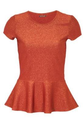 Blusa Sommer Petit Shine Vermelha