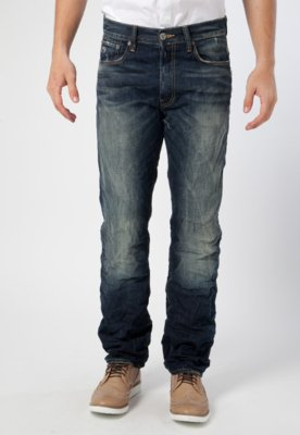 Calça Jeans Skinny G-Star Arizona Azul