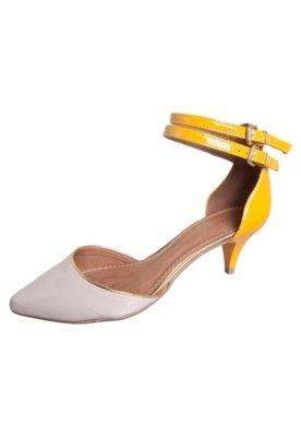 Sapato Scarpin FiveBlu Authentic Bege