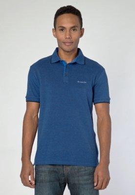 Camisa Polo Ellus 2ND Floor Mescla Color Azul