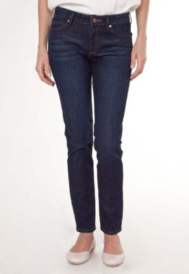 Calça Jeans MNG Barcelona Slim Fit London 8 Azul