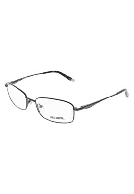 Óculos Receituário Harley Davidson 715037454BRN Preto - Ha...