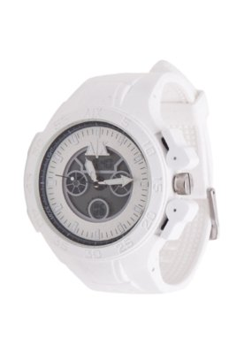 Relógio UAX1280Z Armani Exchange Branco