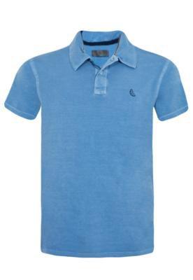 Camisa Polo Lemon Grove Street Azul