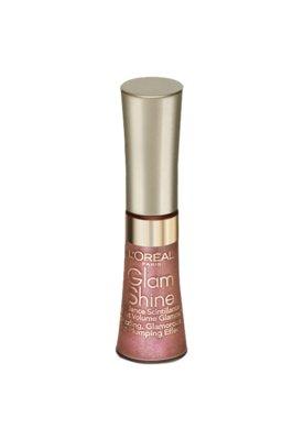 Gloss L'Oréal Paris Glam Shine 6H  Gem Crystal Rosa - 3,6g ...