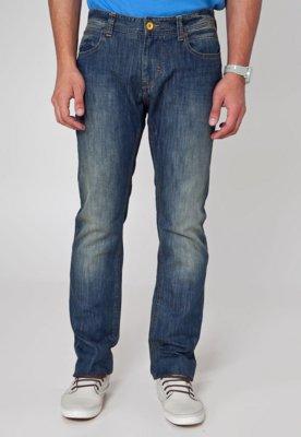Calça Jeans Lee Reta Urban Azul
