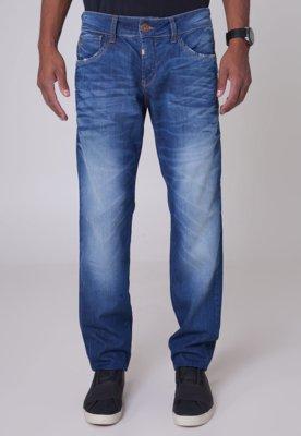 Calça Jeans Osmoze Skinny Única Azul