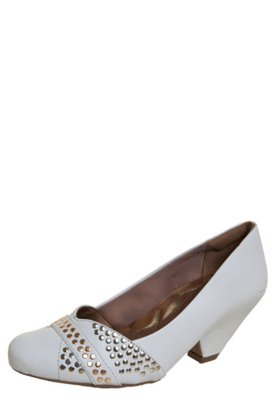 Sapato Scarpin Ramarim Total Comfort Hotfix Branco