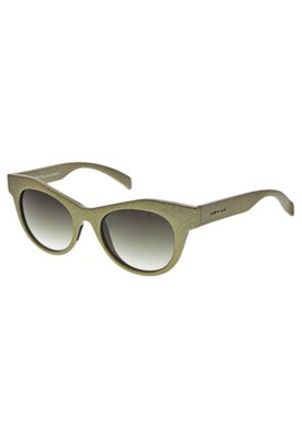 Óculos de Sol Italia Independet Life Dourado - Italia Indep...