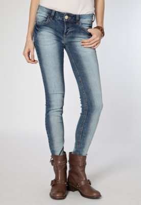 Calça Jeans Colcci Katy Skinny Power Azul