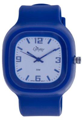 Relógio Condor KV45218/B Azul