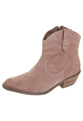 Ankle Boot Ramarim Cowboy Lisa Marrom