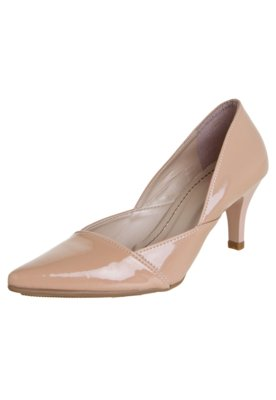 Sapato Scarpin Pink Connection Classic Nude