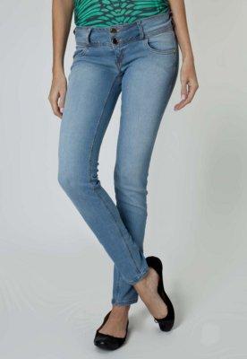 Calça Jeans Colcci Skinny Elle Vibe Azul