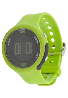 Relógio Dumont SM45284N Verde