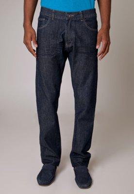 Calça Jeans FiveBlu Reta Urban Azul