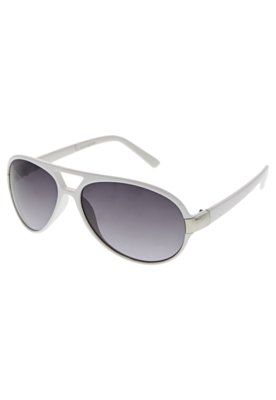 Óculos de Sol Lemon Grove Ideal Branco