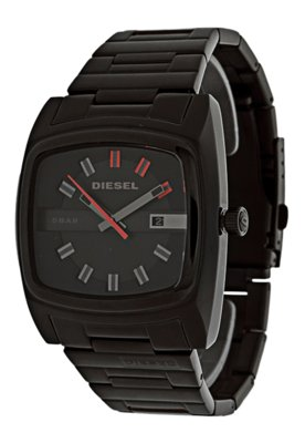 Relógio IDZ1557 Preto - Diesel