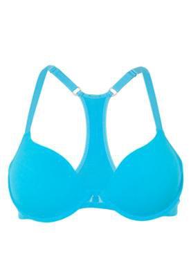 Sutiã Meia-taça Nadador Azure Azul - Liz In.Joy