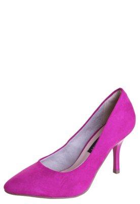 Sapato Scarpin Anna Flynn Classic Rosa