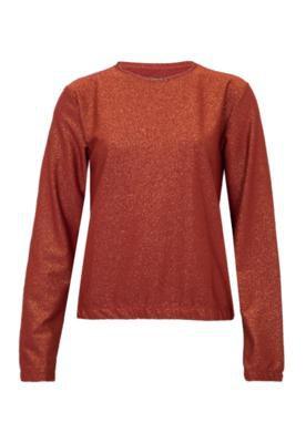 Blusa Clássica Glamour Vermelha - Sommer