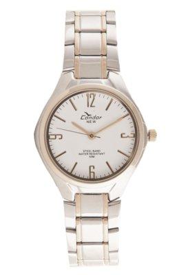 Relógio Condor KT76044/B Prata