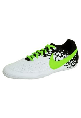 Chuteira Futsal Nike Elástico II Branca