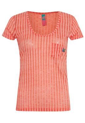 Blusa Styll Laranja - Coca Cola Clothing