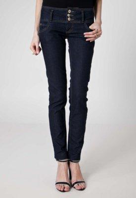 Calça Jeans Colcci Skinny Tina Cosmic Azul
