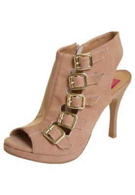 Open Boot Pink Connection Fivelas Rosa