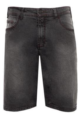 Bermuda Jeans Billabong Walk Straight Cool Preta