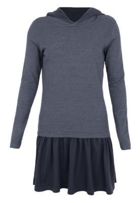 Vestido Modern Cinza - Carmim