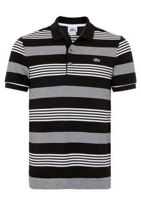 Camisa Polo Lacoste Live Listra
