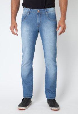 Calça Jeans Sommer Rafael Skinny Clean Azul